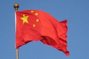 Drapeau national dans drapeau chinois drapeau_chinois-300x199